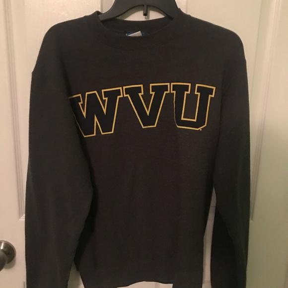 Champion Tops - WVU sweatshirt